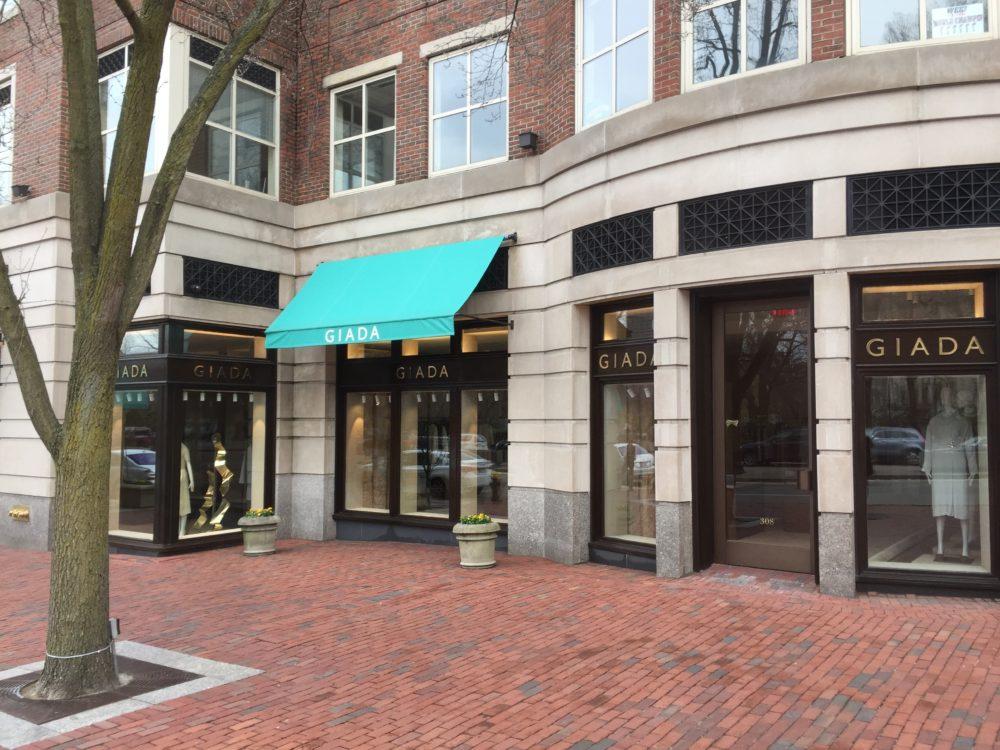 the shop in Boston America