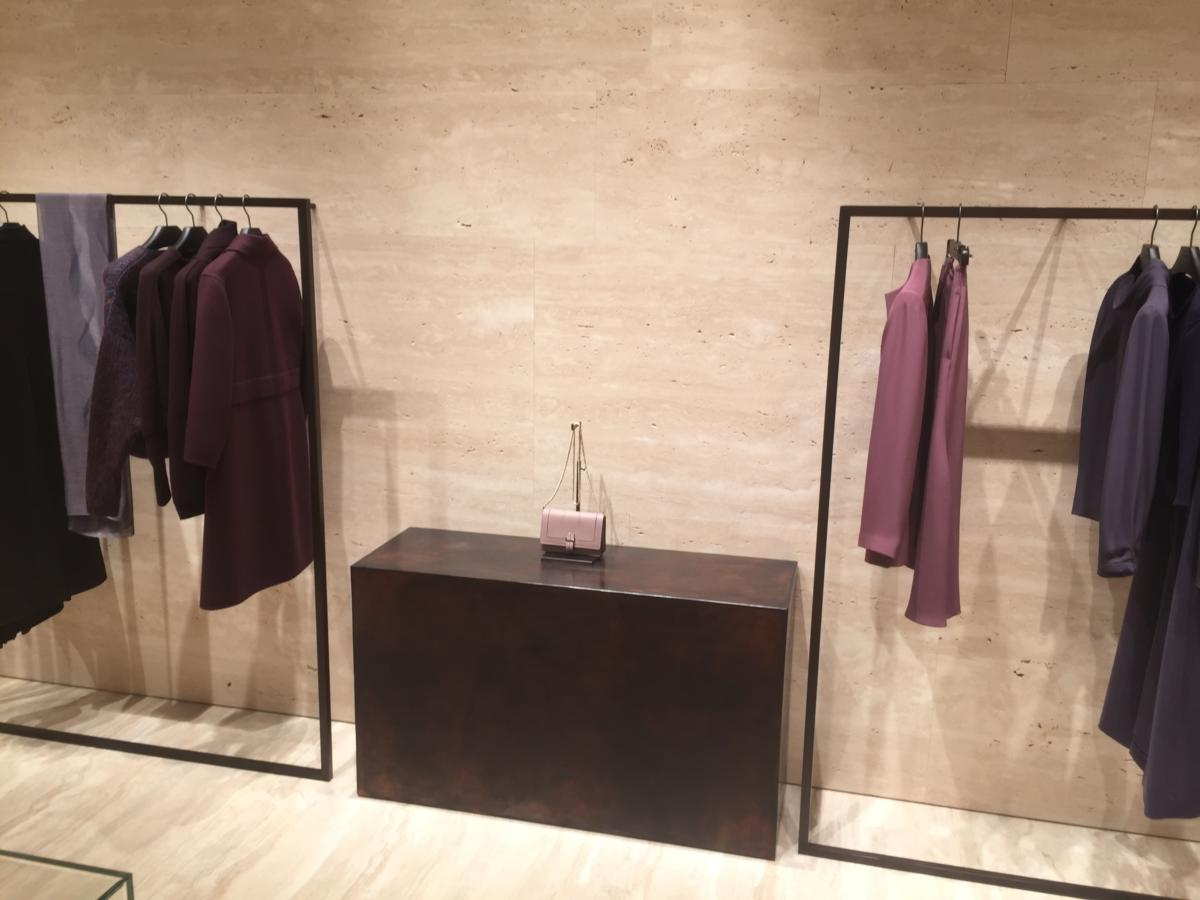 Negozio nel cuore della moda di Pechino dentro il Westing Hotel