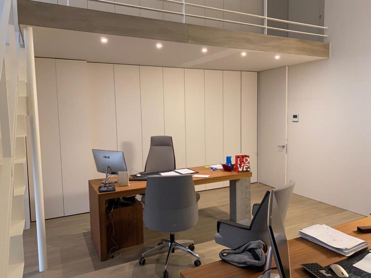 Extension of the office in Nembro Bergamo