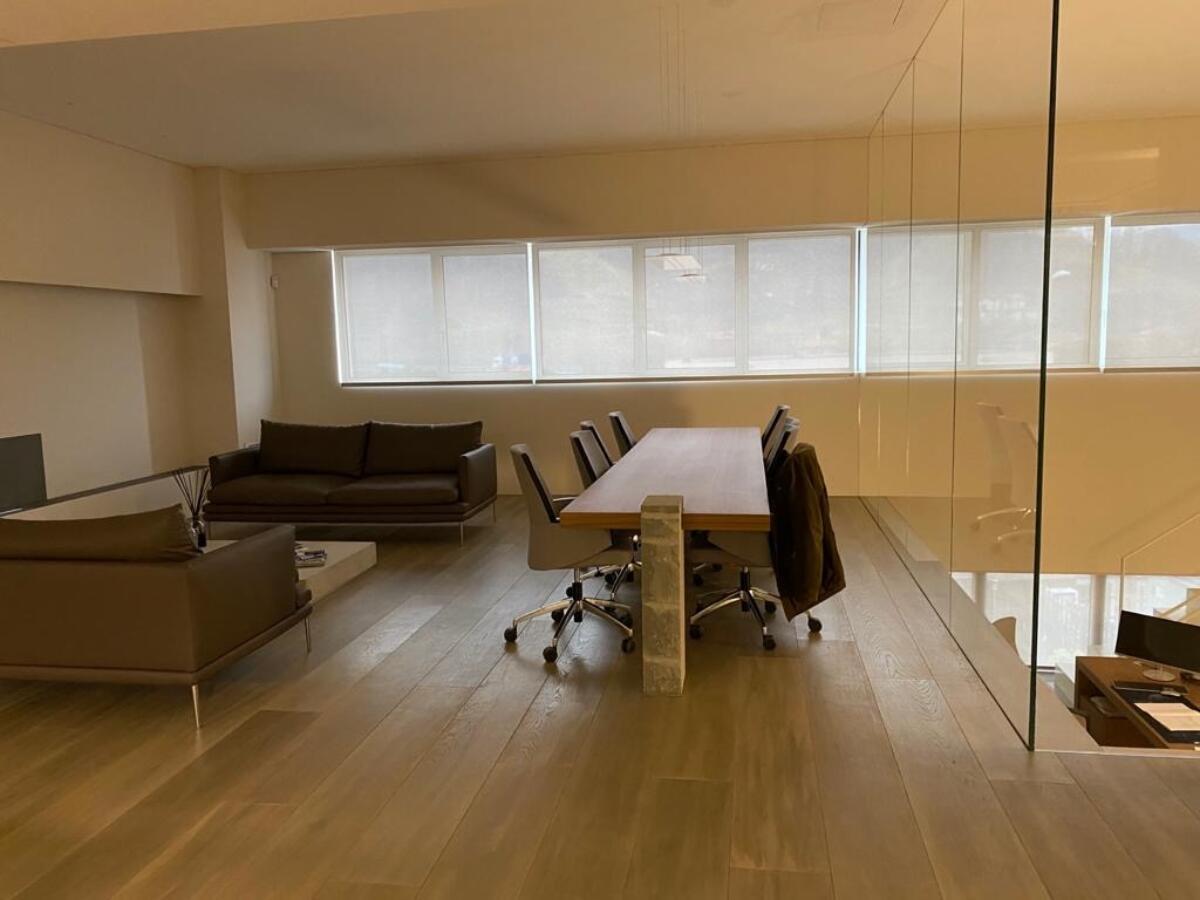 Extension of the office in Nembro Bergamo