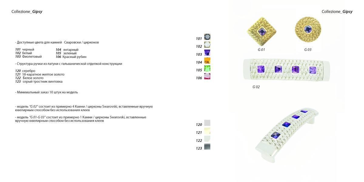 jewel handles RU