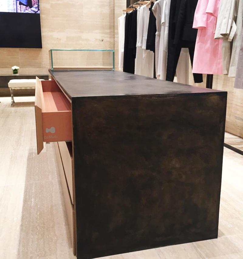 Negozio nel cuore della moda di Pechino